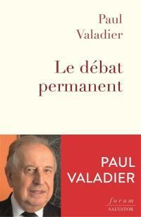 Le débat permanent