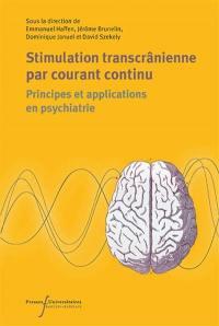 Stimulation transcrânienne par courant continu (tDCS)