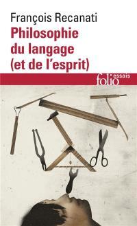 Philosophie du langage (et de l'esprit)