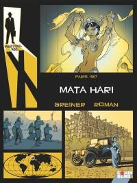 Rendez-vous avec X, Mata Hari