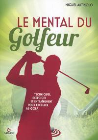 Le mental du golfeur