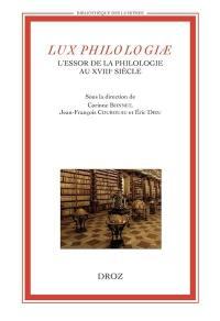 Lux philologiae