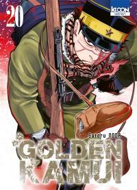 Golden kamui. Volume 20,