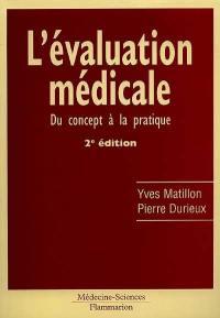 L'évaluation médicale