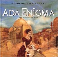 Ada Enigma. Volume 1, Les spectres du Caire