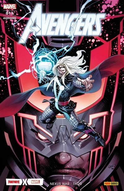 Avengers. n° 11,