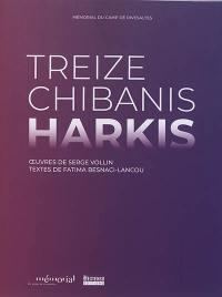 Treize chibanis harkis