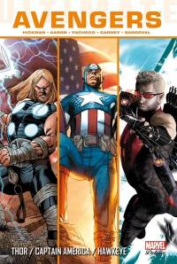 Ultimate Avengers. Volume 4, Thor, Captain America, Hawkeye
