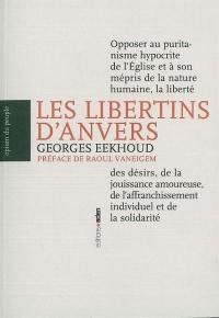 Les libertins d'Anvers