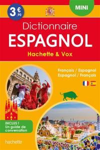 Dictionnaire mini Hachette & Vox