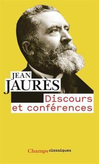 Discours et conférences