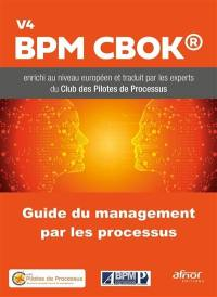Guide du management par les processus