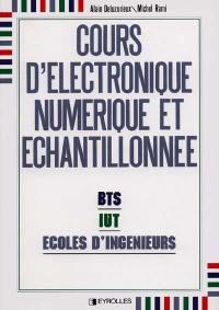 Cours d'électronique numérique et échantillonnée