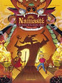 Namasté. Volume 3, Les larmes de la sorcière Asuri