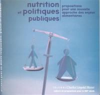 Nutrition et politiques publiques