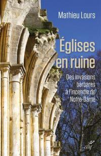 Eglises en ruine