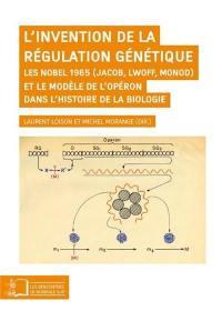 L'invention de la régulation génétique