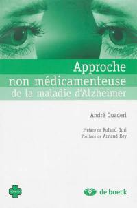 Approche non médicamenteuse de la maladie d'Alzheimer