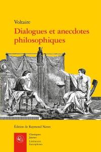 Dialogues et anecdotes philosophiques