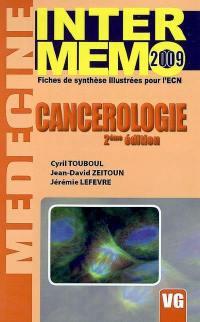 Cancérologie : fiches de synthèse illustrées pour l'ECN : 2009