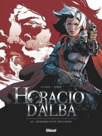 Horacio d'Alba. Volume 3, Mémoires d'une Vésuvienne