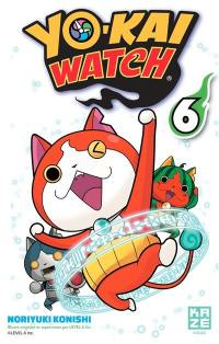 Yo-kai watch. Volume 6,