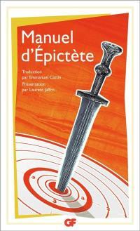 Manuel d'Epictète