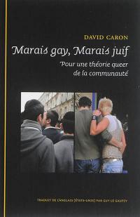 Marais gay, Marais juif