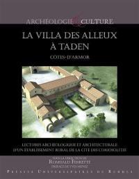 Villa des Alleux à Taden, Côtes-d'Armor