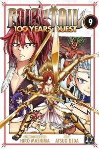 Fairy Tail : 100 years quest. Vol. 9