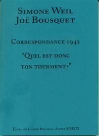 Correspondance 1942