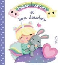 Petite licorne, Petite licorne et son doudou