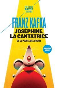 Joséphine, la cantatrice ou Le peuple des souris