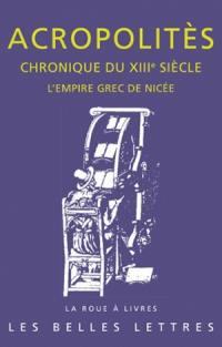 Chronique du XIIIe siècle