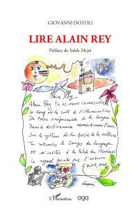 Lire Alain Rey