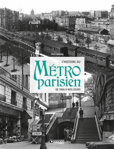 L'histoire du métro parisien
