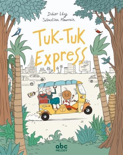 Tuk-tuk express