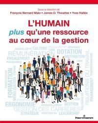 L'humain, plus qu'une ressource au coeur de la gestion