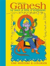 Ganesh, le dieu à tête d'éléphant