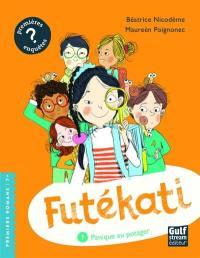 Futékati. Volume 1, Panique au potager