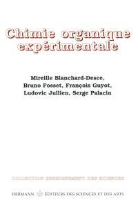 Chimie organique expérimentale