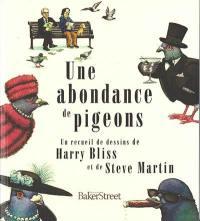 Une abondance de pigeons