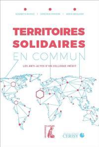 Territoires solidaires en commun