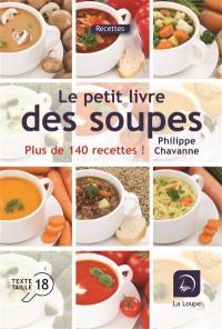 Le petit livre des soupes
