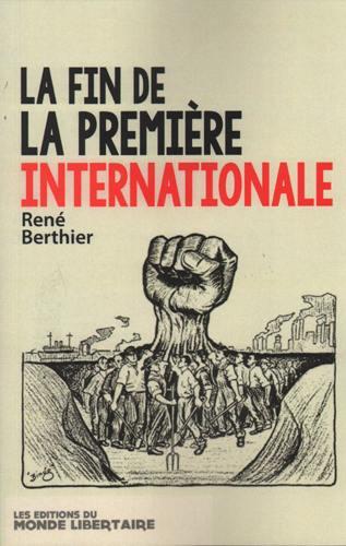 La fin de la première Internationale