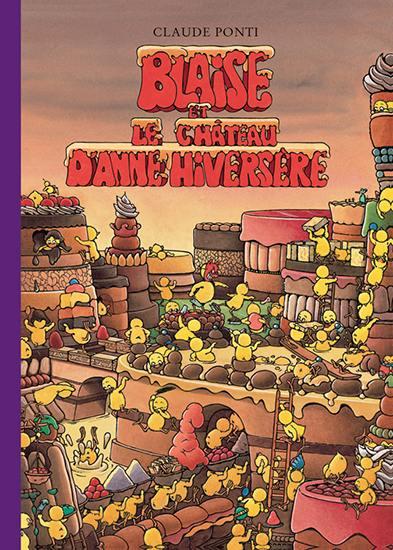 Blaise et le château d'Anne Hiversère