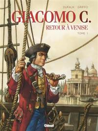 Giacomo C.. Volume 1,