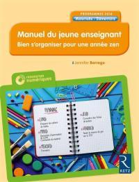Manuel du jeune enseignant + CD-ROM