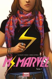 Miss Marvel. Volume 1, Métamorphose
