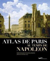 Atlas de Paris au temps de Napoléon